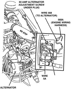 alternator refference information cont