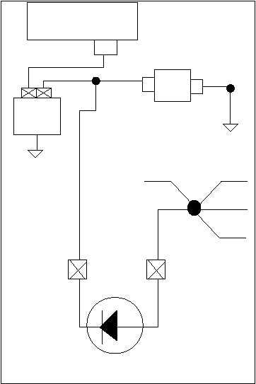brake warning lamp