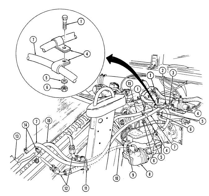 Hmmwv Steering Diagram