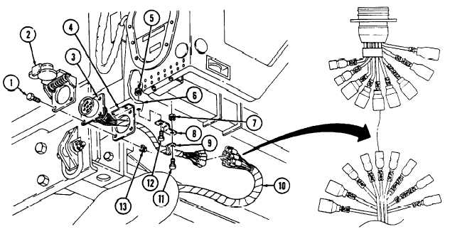 trailer connector and wiring harness replacement  l119