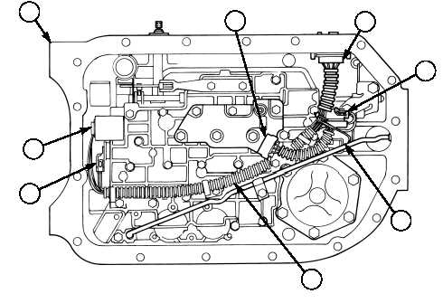 6t70 Transmission How To Release Wire Harness moreover Torque Converter Clutch Solenoid Location A604 likewise 4l60e Transmission Shift Solenoid Location moreover E4od Wiring Harness as well 2003 4l60e Check Ball Location. on ford 4r100 transmission tcc wiring diagram