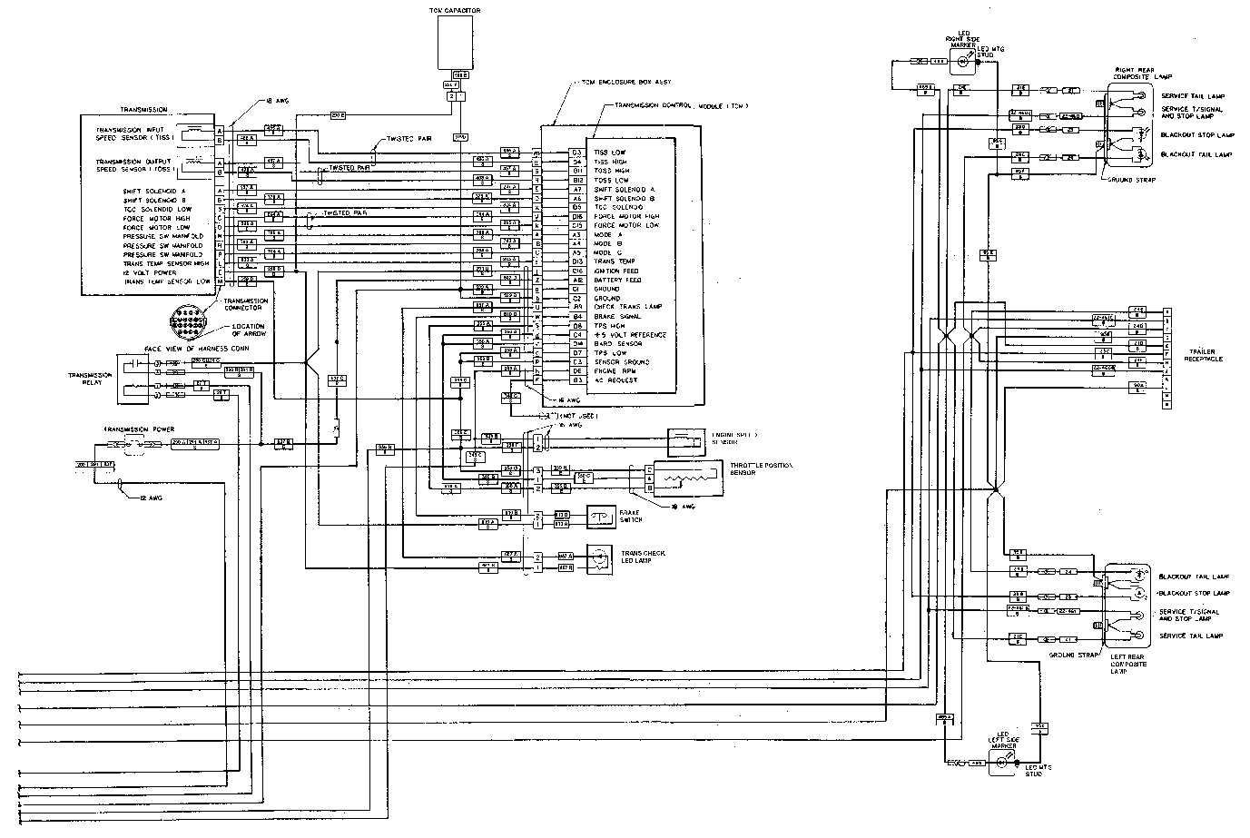 m1009 wiring diagram