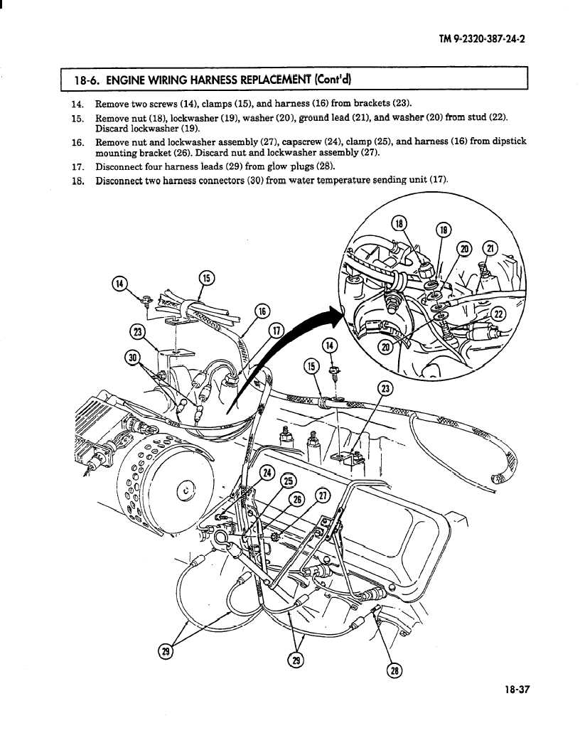 hmmwv engine wiring diagram